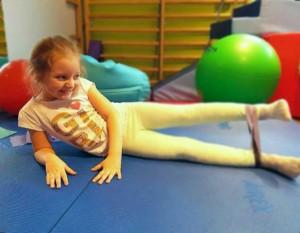 Dziecięca gimnastyka